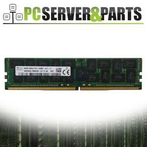 Hynix 64GB (1x64GB) PC4-2400T-L 2DRx4 DDR4 Memory HMAA8GL7MMR4N-UH
