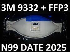10X  3M 9332 + AURA FFP3  3M --- 10pcs