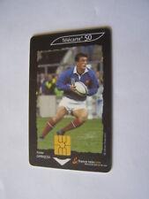 telecarte le rugby fabien galthié 50u ref phonecote F1120