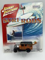 JOHNNY LIGHTNING SURF RODS 1931 FORD MODEL A WAGON 1/64 Scale FREE SHIPPING