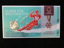5 Euro Österreich, 2013, Schladming, Silber, Hgh.