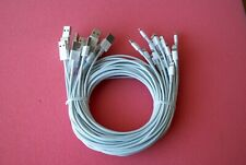 50 x Genuine Apple iPhone iPad iPod touch iPod Nano Lightning To USB Cable