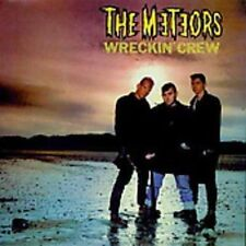 Wreckin' Crew [Bonus Tracks] by The Meteors (England) (CD, Aug-2013, Castle...