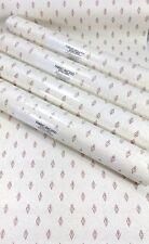 Wallpaper Lot Beige Cream 4 Double Rolls Southwestern Fabric Backed Vinyl