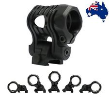 NEW JETBeam GM01 Torch Picatinny Quick Release Gun Mount Adjustable Flashlight