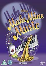 Make Mine Music (Disney) Region 2 New DVD