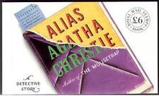 1991 AGATHA CHRISTIE  PRESTIGE BOOKLET DX12