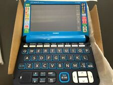 Casio Electronic Dictionary XD-K4800LB EX-Word Light Blue Learn Japanese Japan
