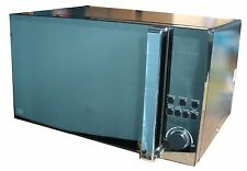 25L 25 LITRE BLACK COMBINATION GRILL CONVECTION MICROWAVE OVEN 900W