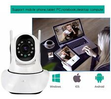 Network Wireless 720P Pan Tilt Network Security CCTV Camera Night Vision WiFi