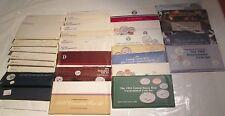 1965 -2007 US Mint Mint sets (41 Set) 67 69 70 73 96  99 01 03 06 Mint Set COA