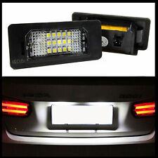 Für Seat Alhambra II / Seat Ibiza ST Kombi 2x LED PREMIUM Kennzeichenbeleuchtung