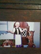 VINTAGE POST CARD  MOTHER HUBBARD NEVER NEVER LAND POINT DEFIANCE PARK TACOMA WA