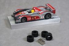 Tomy Ho Slot Car Parts - Super Tires & Neo 42 Traction Magnets Just For Mega-G+