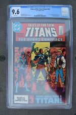 Tales of the Teen Titans #44  CGC 9.6 WP NM+  DC Comics 1984  1st app NIGHTWING