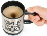 400ml Self Stirring Mug Coffee Cup Auto Mixer Drink Tea Home Insulated New