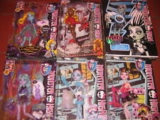 MONSTER HIGH Mattel NEW - NUOVO nib various characters available