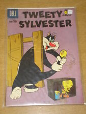 TWEETY AND SYLVESTER #29 VG- (3.5) DELL COMICS JUNE 1960