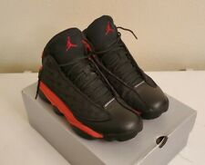 Nike Air Jordan 13 XIII Retro Bred 414571-004 Black Red White Mens Size10 2017