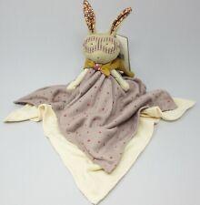 NEW Mamas & Papas Superhero Pop soft toy bunny rabbit comforter blankie blanket