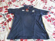 Scotland Canterbury Technical Dry Rugby Union Training Shirt BNWT large