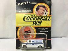 ERTL The Cannonball Run Ambulance, 1:64 Scale