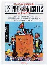 INTEGRALE PIEDS NICKELES N°31  EO JANVIER 1999