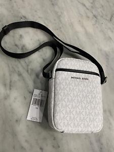 Michael Kors Mens / Unisex Signature Cooper NS Phone Crossbody Bag  2021 Model!
