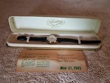 VINTAGE Hawthorne Ladies Wrist watch in its original box from 1965**LOOKS MINT