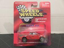 Maisto Speed Wheels Ford F-150 Raptor Red Truck Die-Cast Car 1/64 2009