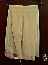 NWT - Fashion Bug - 28W - Pants - Secret Slimmer - Bootcut - Tan / Beige