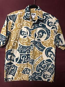 RIX PRIMO  Hawaiian Cotton  Shirt sz.M