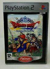 Dragon quest el periplo del rey maldito para PLAYSTATION 2 Rara