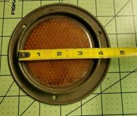 VINTAGE ANTHES FORCE OILER CO. TRUCK REFLECTOR 10WA