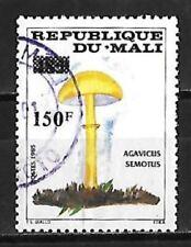 Mali #589 Used - 1992 150F on 485F Overprint Issue - ? Scv