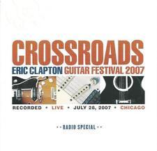 ERIC CLAPTON Crossroads Guitar Festival 2007 - Radio Special promo CD