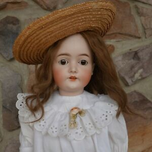 Antique German  Doll Bisque Queen Louise 11 Germany