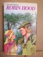 Libro - Robin Hood - Alexandre Dumas - Edizioni Scolastiche Bruno Mondadori