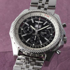 Breitling For Bentley 6.75 Chronograph Automatik Stahl A44362 NP: 9120,- Euro