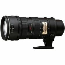 Near Mint! Nikon AF-S FX NIKKOR 70-200mm f/2.8G ED VR - 1 year warranty