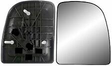 1999-2013 Ford E150 E250 E350 Super Duty Passenger Side Mirror Glass w/Backing