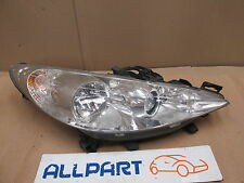 peugeot 207 gt/cc drivers headlight projector type 9683684080 - FREE POSTAGE