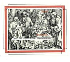 VINTAGE CLASSICS - Sierra Leone 1691 - Christmas '93 Durer - Souvenir Sheet -MNH