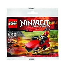 LEGO Ninjago 30293 Kai Ninja Drifter Polybag Promo Beutel