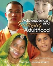 Adolescence and Emerging Adulthood: A Cultural App