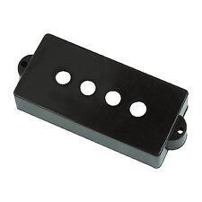 Seymour Duncan P-Bass Precision Electric Bass Guitar Pickup Cover No Logo Black