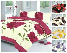 Designer Rosaleen Duvet Cover Set With Pillow Case size Single Double Super King