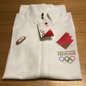 Tokyo Olympics 2020 Torch relay volunteer wear only L size Novelty Golf Sport