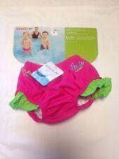 Kids Small 0-6 Months Speedo UV Swim Diaper Water Resistant Pink