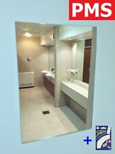 NEW A3 A4 PLASTIC WALL MIRROR TILES ANTI-SHATTER SAFETY ACRYLIC PERSPEX SHEET